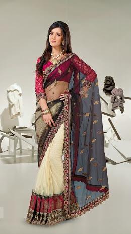 8 Saree Trends
