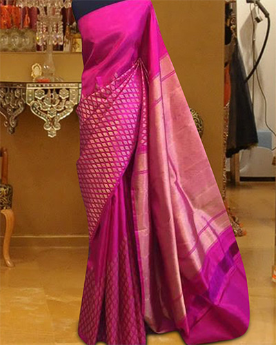 Buy Stylish Silk Sarees