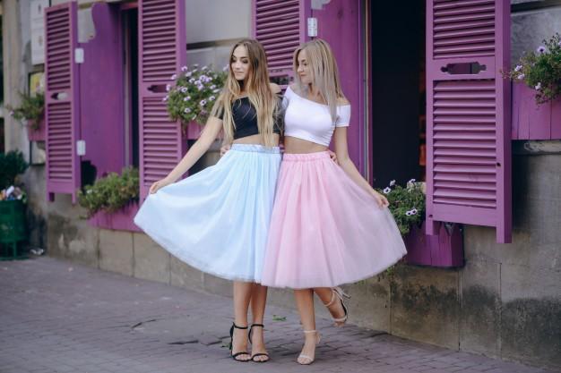 Voluminous Skirts