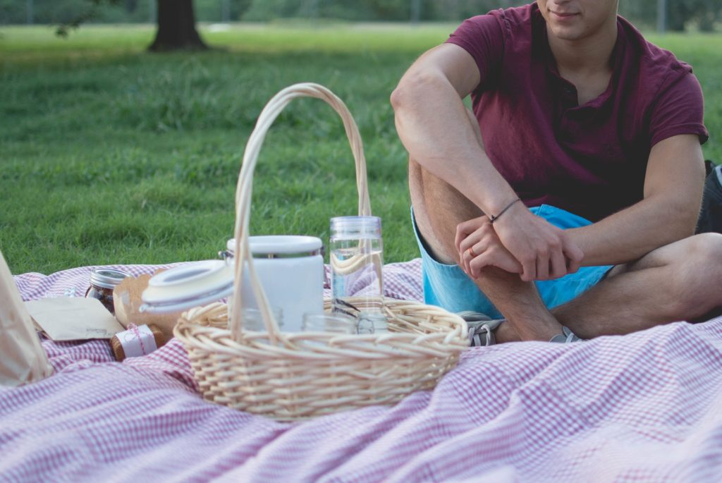 Picnic by the park