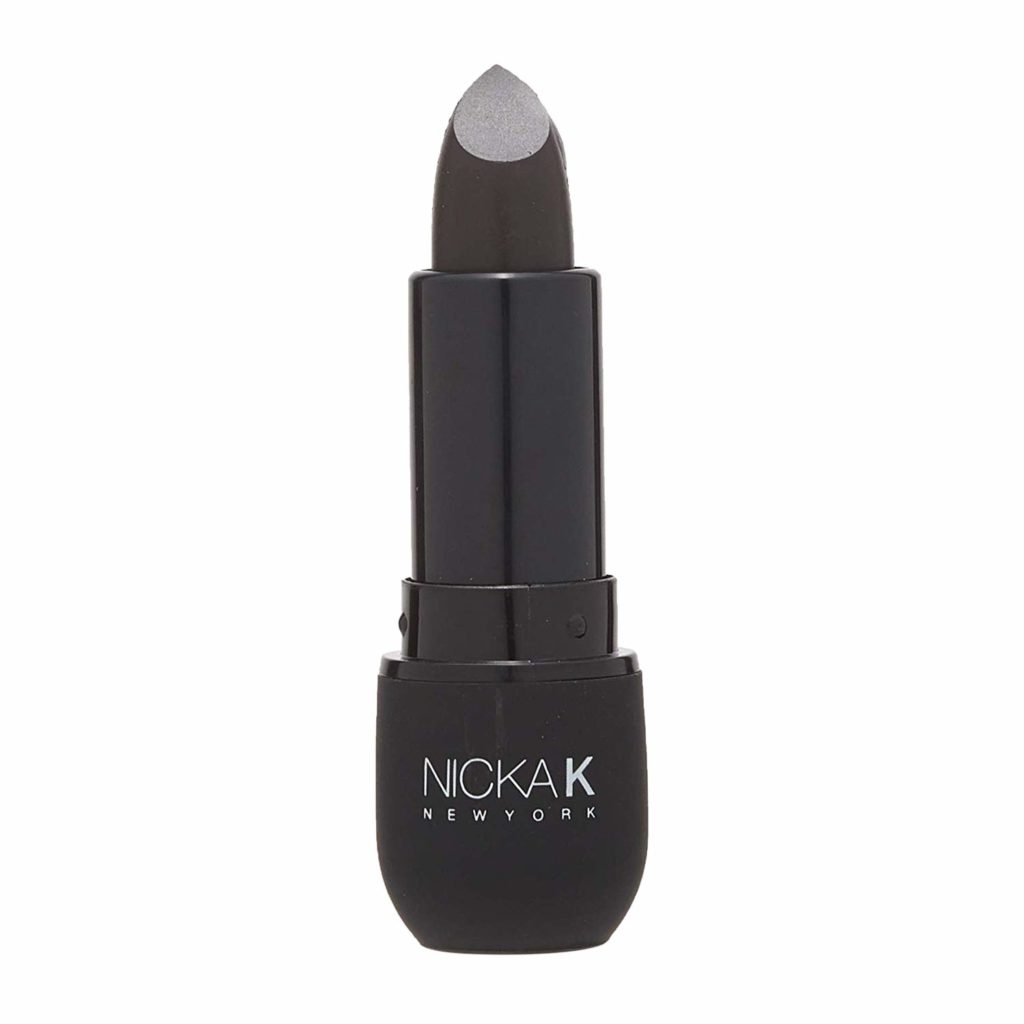 NICKA K Vivid Matte Lipstick NMS07 Black