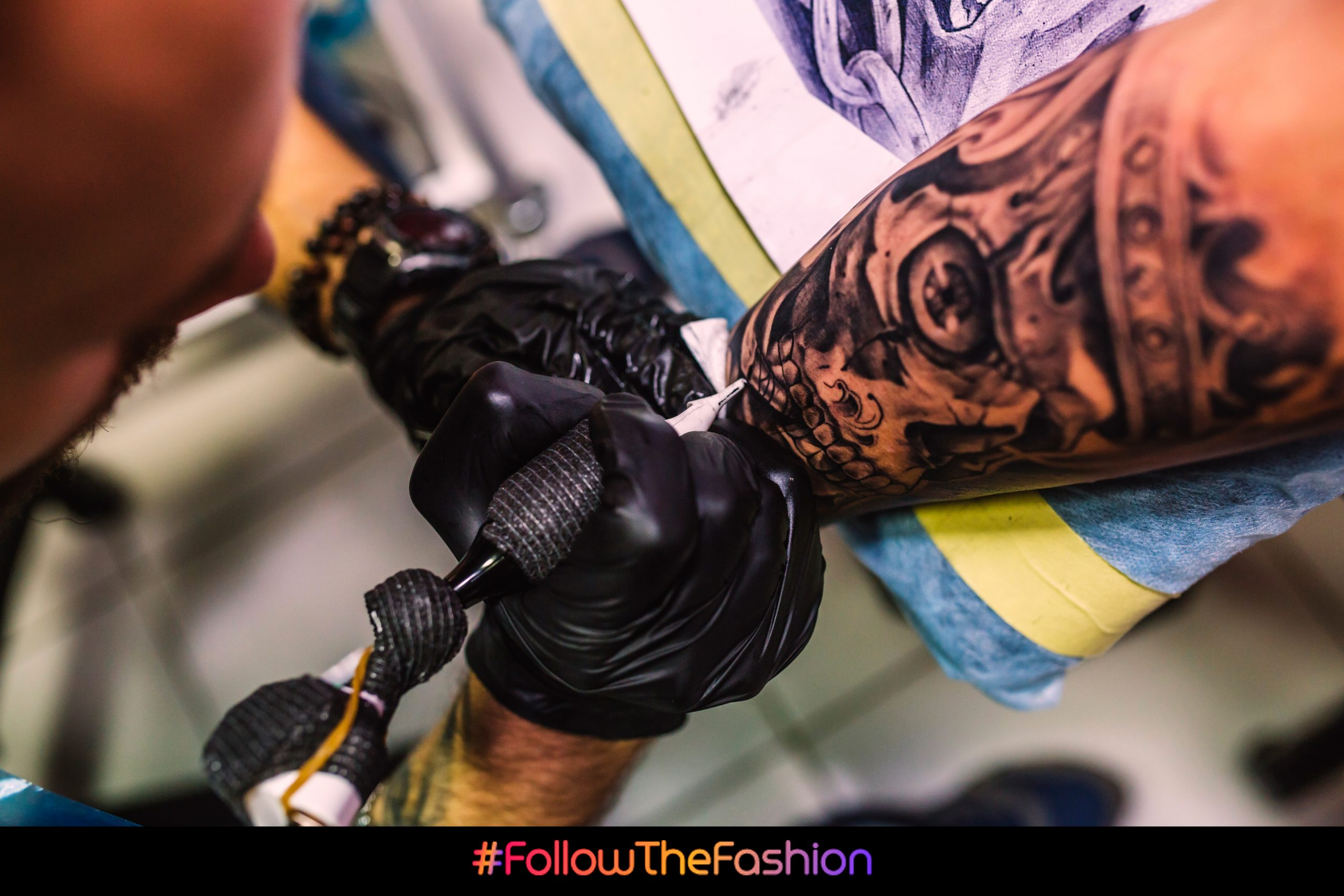 best tattoo ink