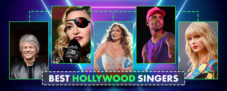 best hollywood singers