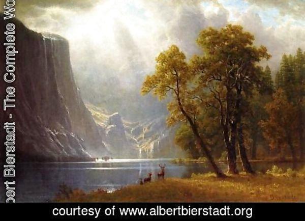 Yosemite Valley II