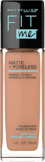 Maybelline Fit Me Matte + Poreless Liquid Foundation-image