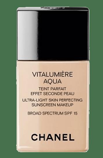 Chanel Vitalumiere Aqua Foundation-image