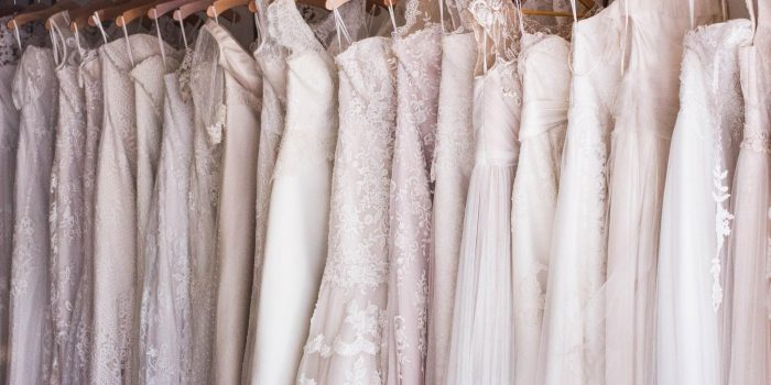 Low-Stress Wedding Dress Shopping