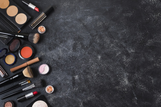 Makeup for Storage or Portability