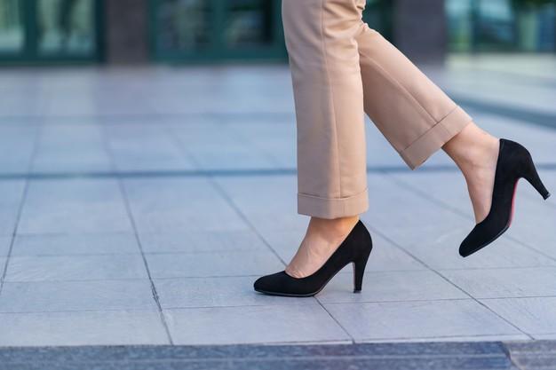 Ornate heels