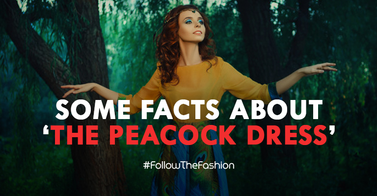 Peacock Dress facts
