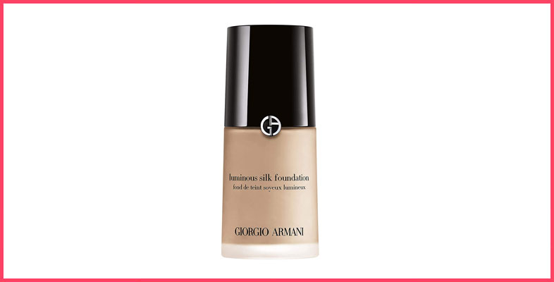 Armani 5.25 Luminous Silk Foundation