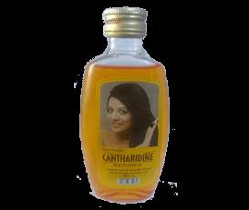 Cantharidine Hair Oil