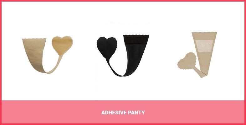 Adhesive Panty