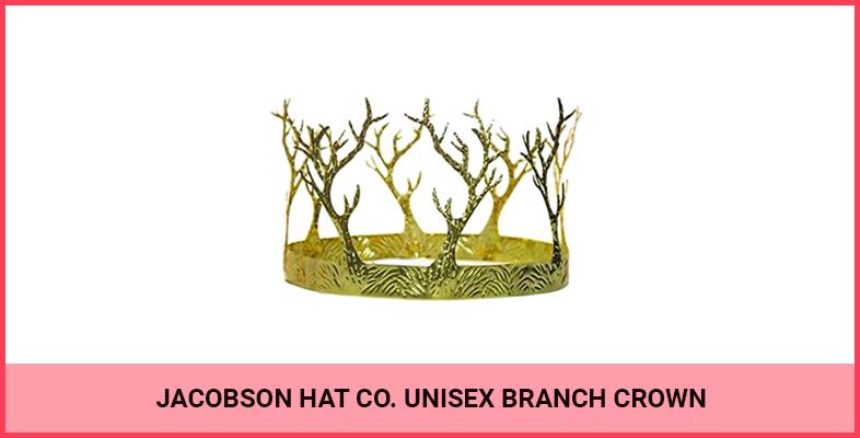 Jacobson Hat Co. Unisex Branch Crown