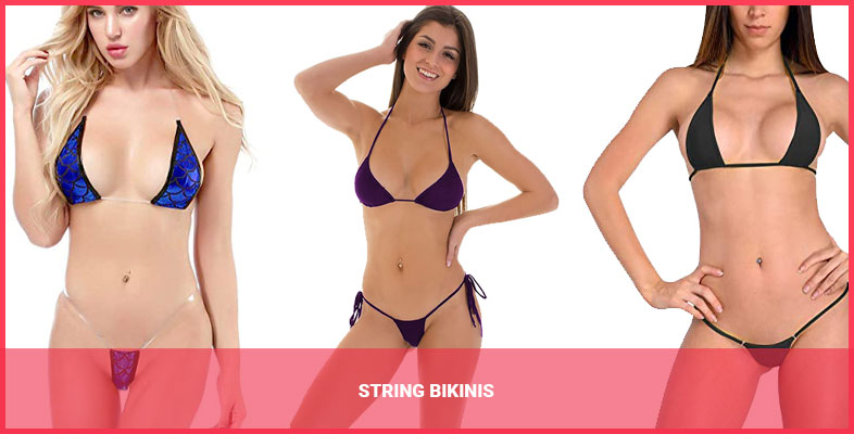 String Bikinis