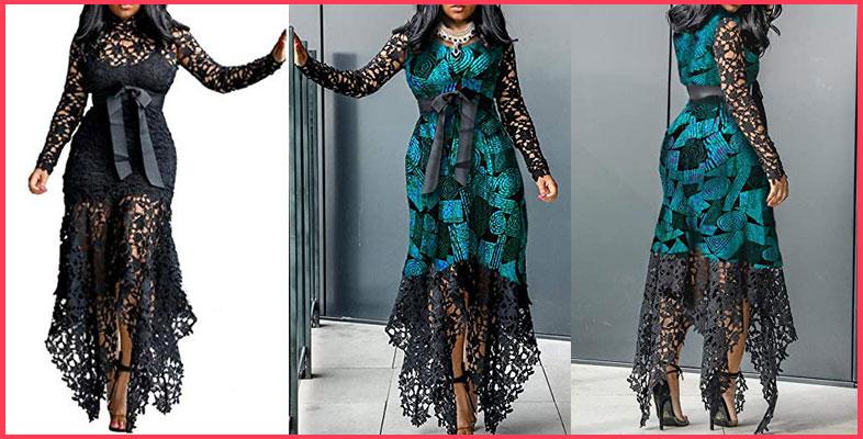 VERWIN-Hollow-Floor-Length-Lace-Up-Asymmetrical