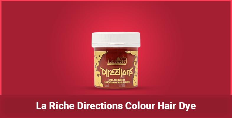 La Riche Directions Colour Hair Dye