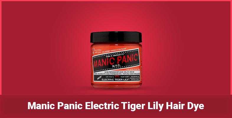Manic Panic Electric Tiger Lily Hair Dye