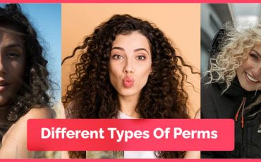different types of perms