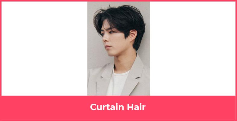 Curtain Hair