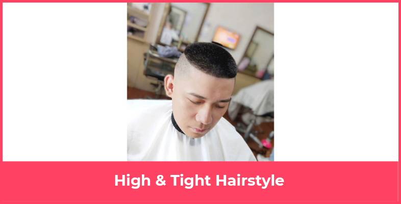 High & Tight Hairstyle