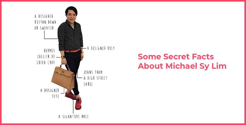 Michael Sy Lim Discovered Fashion Pulis