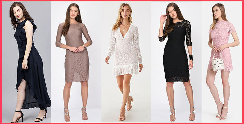 Top-9-Lace-Dresses-For-Women-That-Captures-Attention