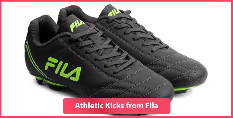 Athletic Kicks from Fila