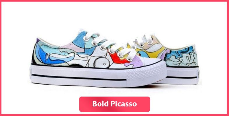 Bold Picasso