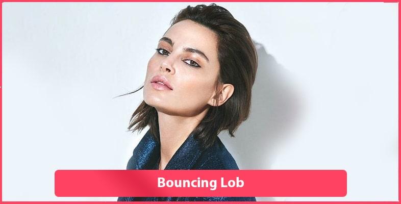 Bouncing Lob