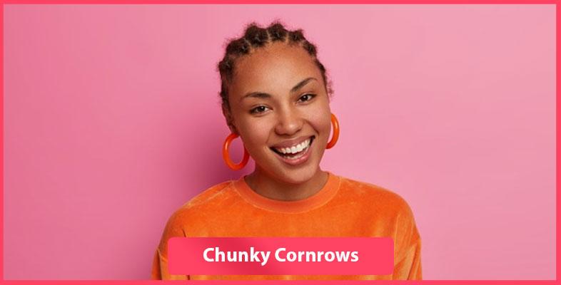 Chunky Cornrows