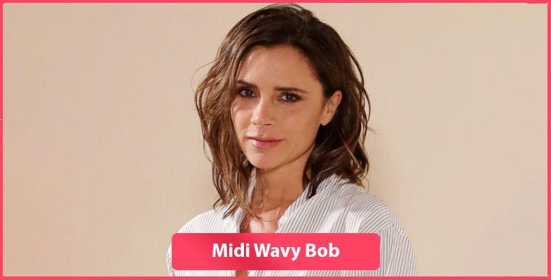 Midi Wavy Bob