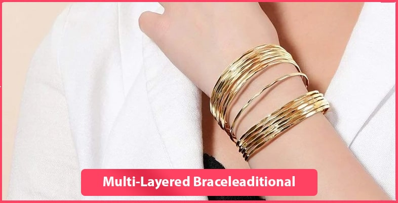 Multi-Layered Braceleaditional