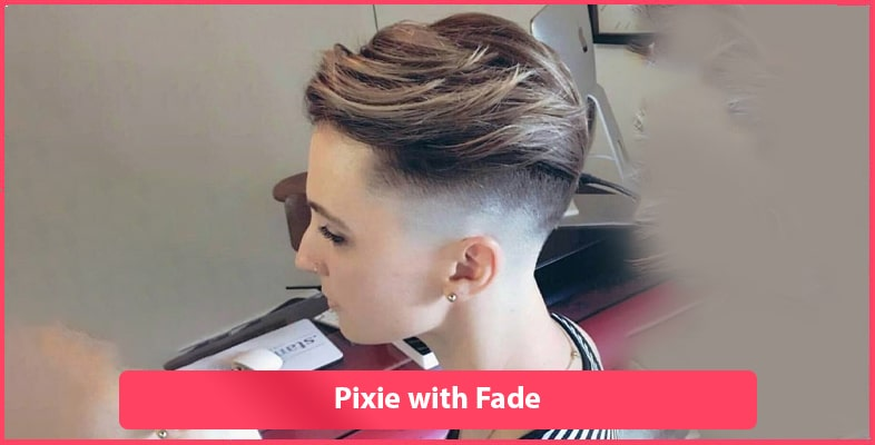 Pixie with Fade