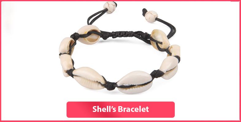 Shell's Bracelet
