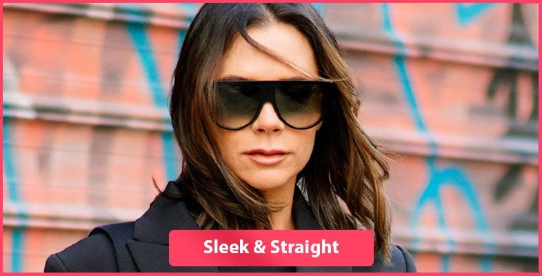 Sleek & Straight