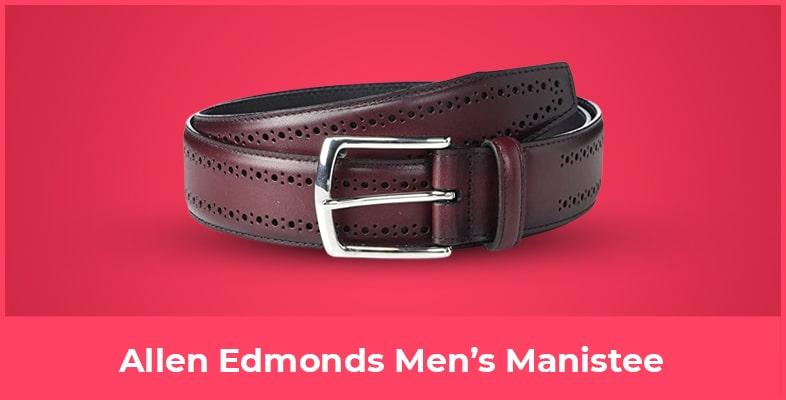 Allen Edmonds Men's Manistee