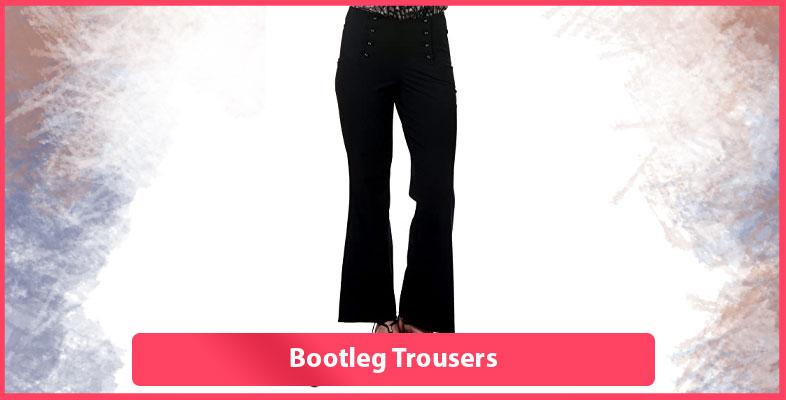 Bootleg Trousers
