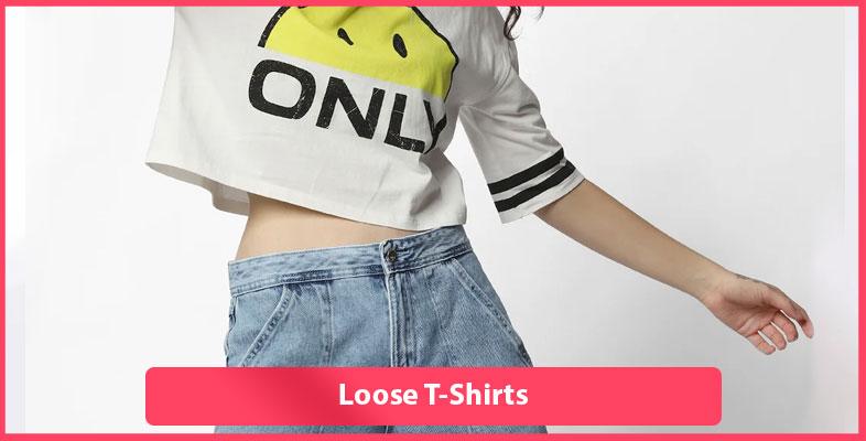 Loose T-Shirts