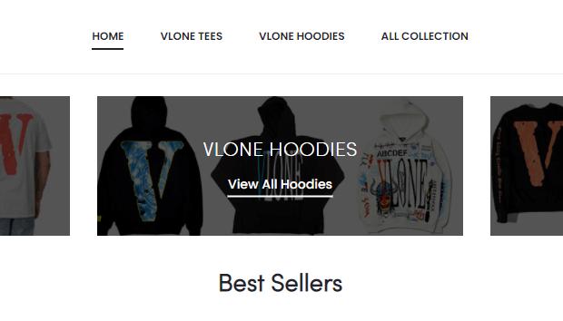 shop at Vlone