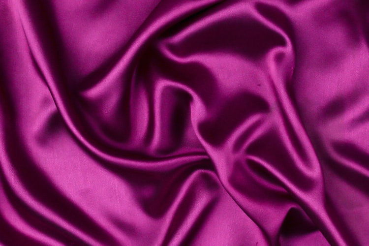 More importantly, silk promotes healthy skin and mind.