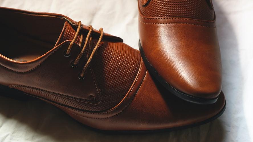 5.A Comfy Formal Shoe