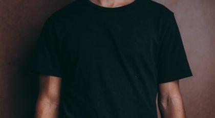 black vlone shirt