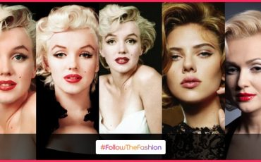 Marilyn Monroe short hairstyles